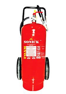 Alat pemadam api - Tabung pemadam api - Alat pemadam kebakaran Model SKF 050