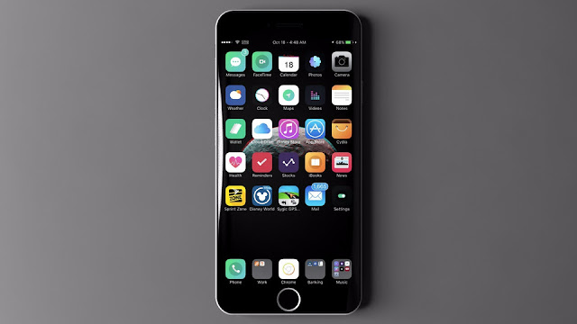 iPhone 7 Plus Concept By tor6770