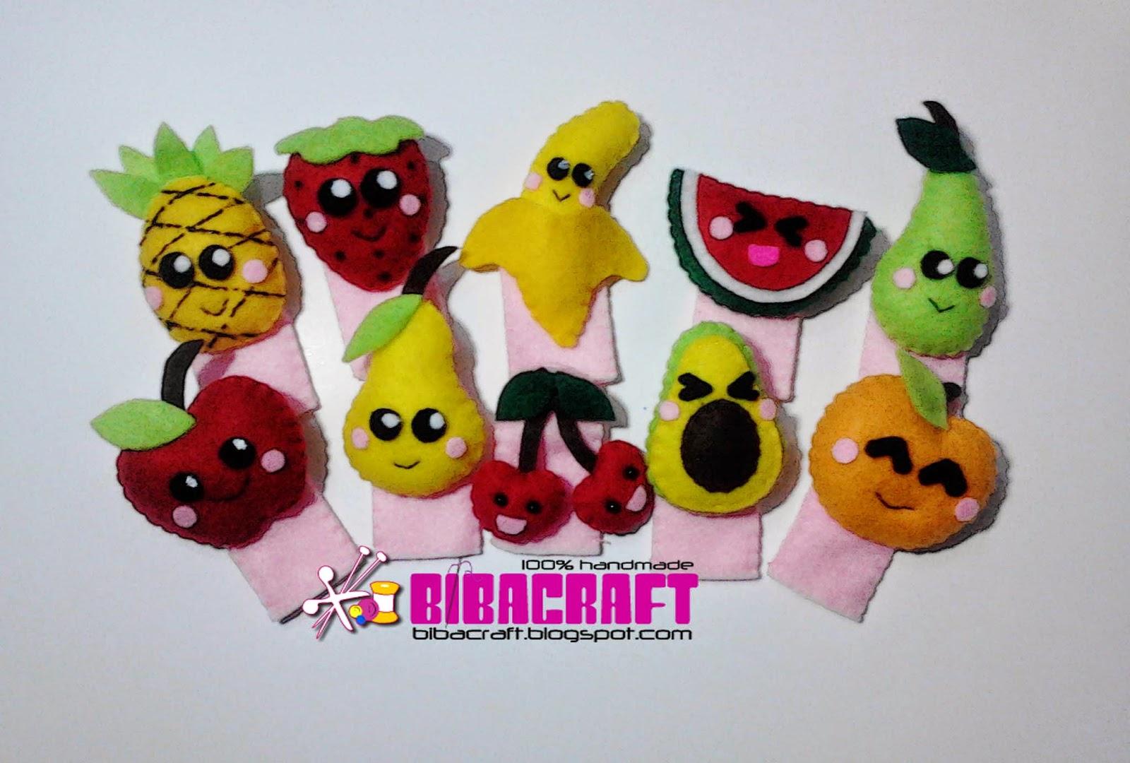 Biba Craft Collection: Seri Boneka Jari Terbaru