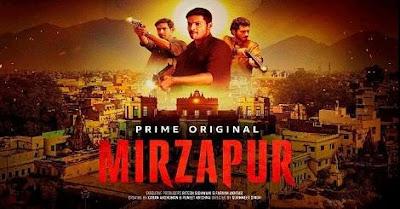 Mirzapur (2018) [Hindi] Amazon Prime{ Season 01 All Episodes} {720p