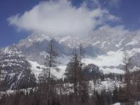 Winterwandern+BlickaufdenDachstein