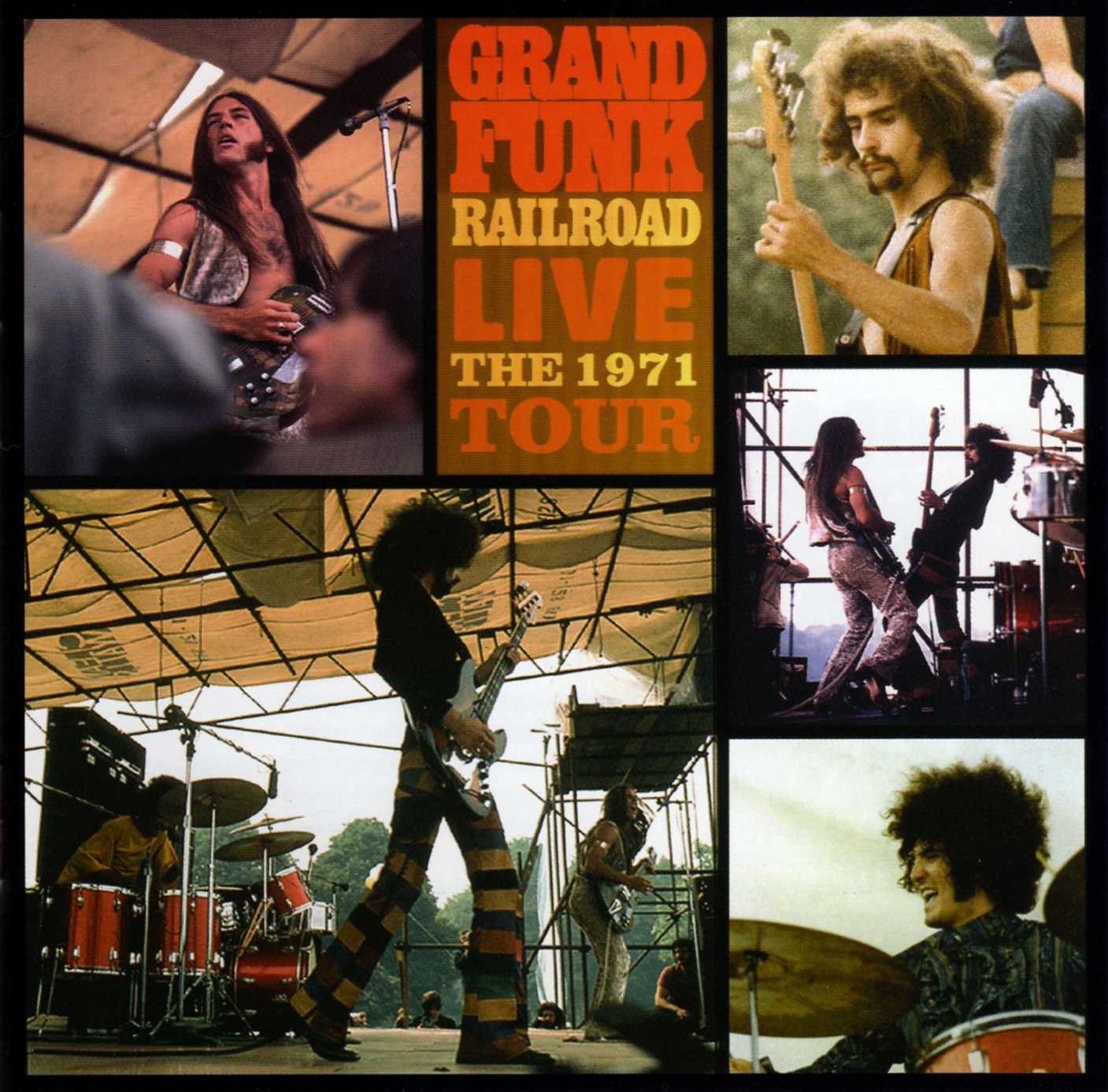 Grand Funk Railroad Tour : grand funk railroad live the 1971 tour 2002 flac ~ Russianpoet.info Haus und Dekorationen