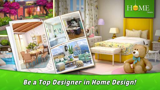 Download Home Dream Mod Apk Unlimited Money