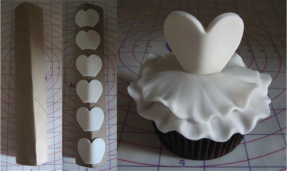 Ballerina-Cupcakes Anleitung 7