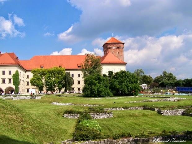 Cracovia, Castello del Wawel