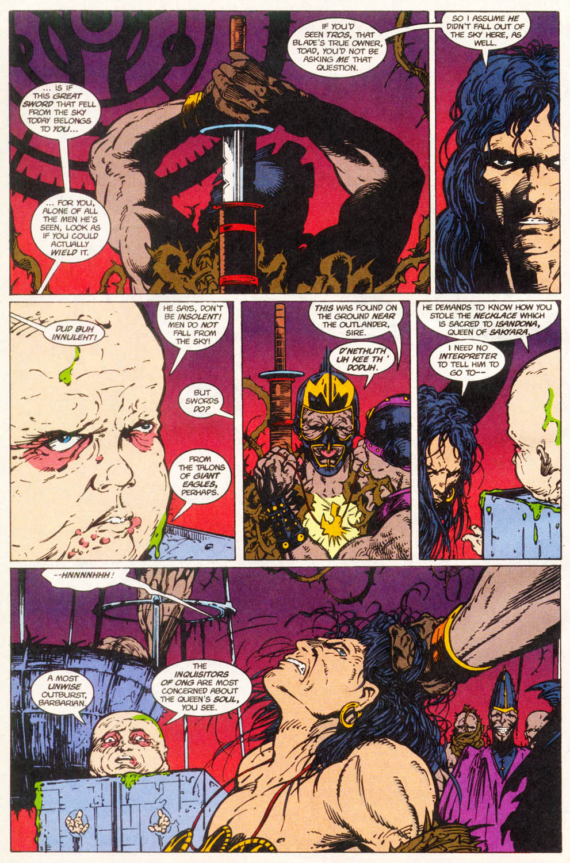 Read online Conan the Adventurer comic -  Issue #11 - 7