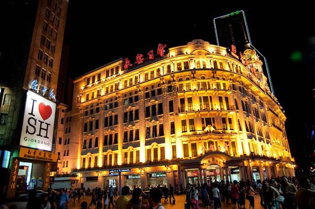 East Nanjing Road
