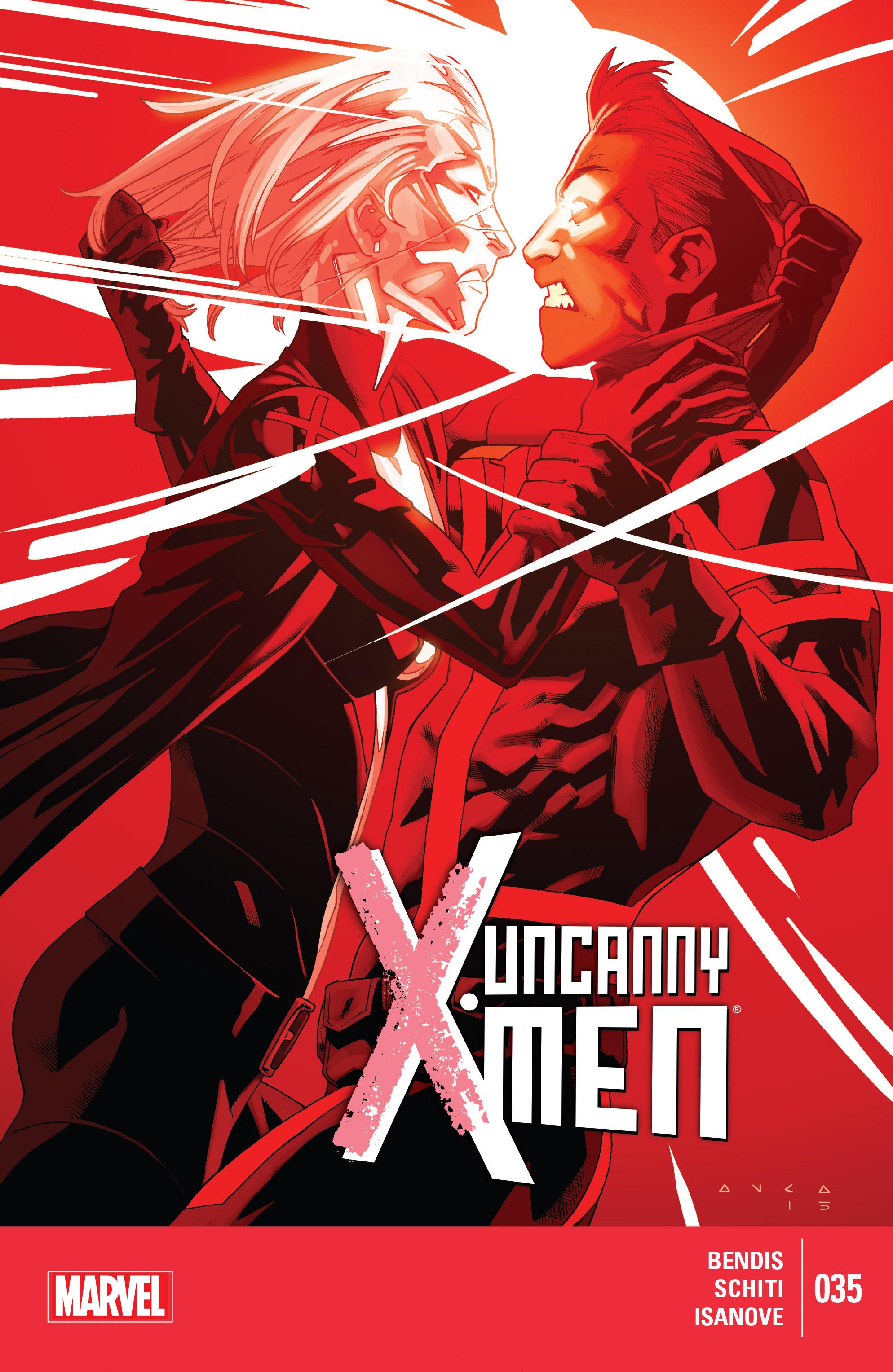 Uncanny X-Men (2013) 35 Page 1
