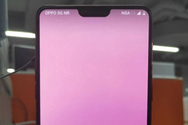 Oppo Pamer Perkembangan Smartphone Berteknologi 5G