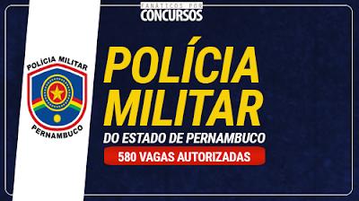 PM - Pernambuco Concurso 2018