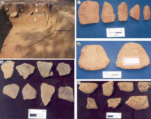 Neolithic artefacts from Northeast India are 2,700 years old: study