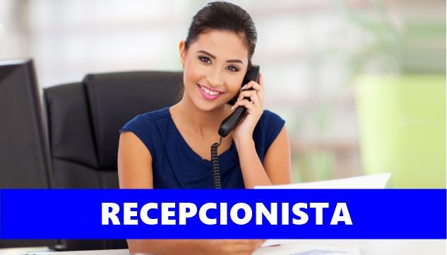 Vaga Assistente Administrativo / Recepcionista no Rio de Janeiro