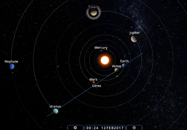 solar system planets 2017-#13
