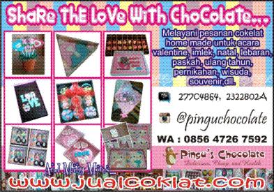 Usaha Makanan Coklat Pinguchocolate