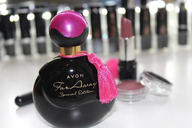 Avon Far Away Edición Especial Dia de la Mujer