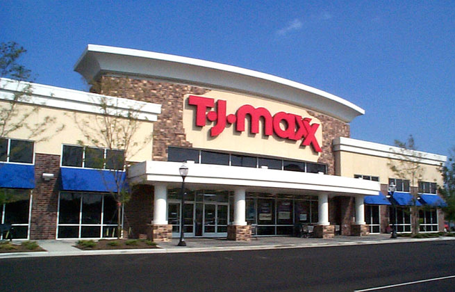 Department Stores In Las Vegas Ross Marshalls And T J Maxx