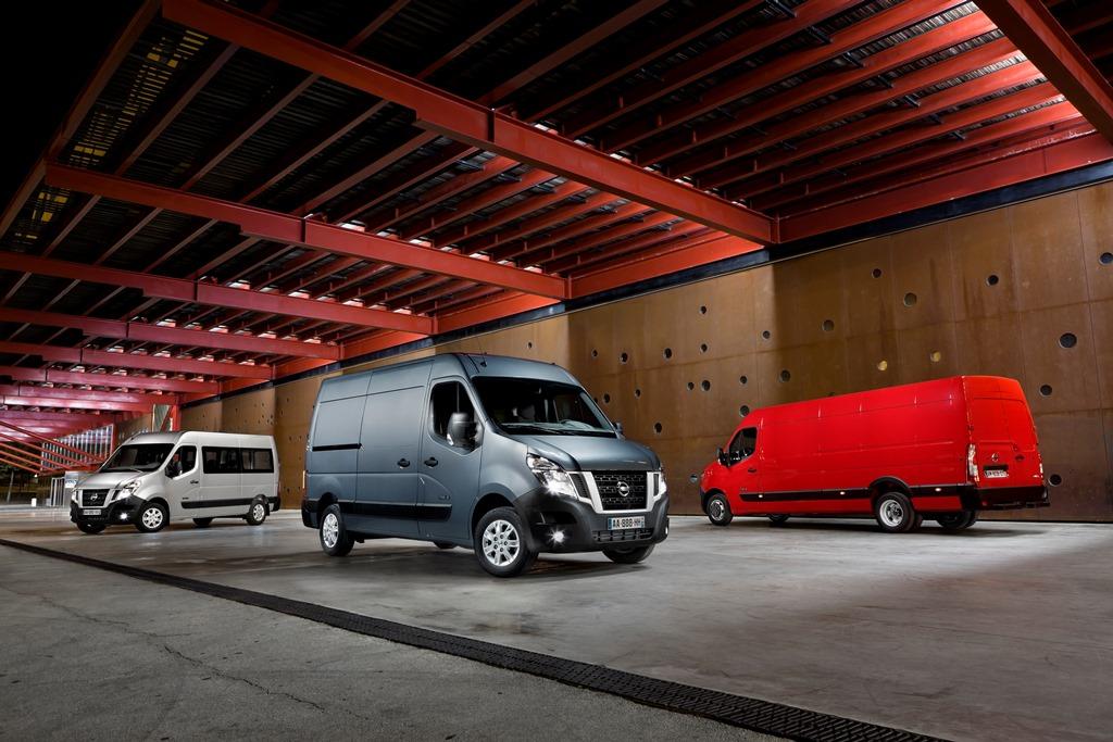 84792 1 5rs Το Νέο Nissan NV400 θα χωρέσει όλη την επιχείρηση σου Nissan, Nissan NV400, Επαγγελματικά