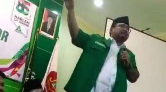 Ketua Umum GP Ansor: Mereka People Power akan Berhadapan dengan Kita
