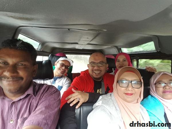 EziProject daki Gunung Brinchang Cameron