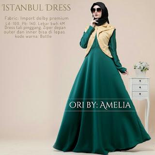 Istanbul Dress by Amelia Hijab
