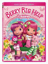 DVD Review - Strawberry Shortcake: Berry Big Help