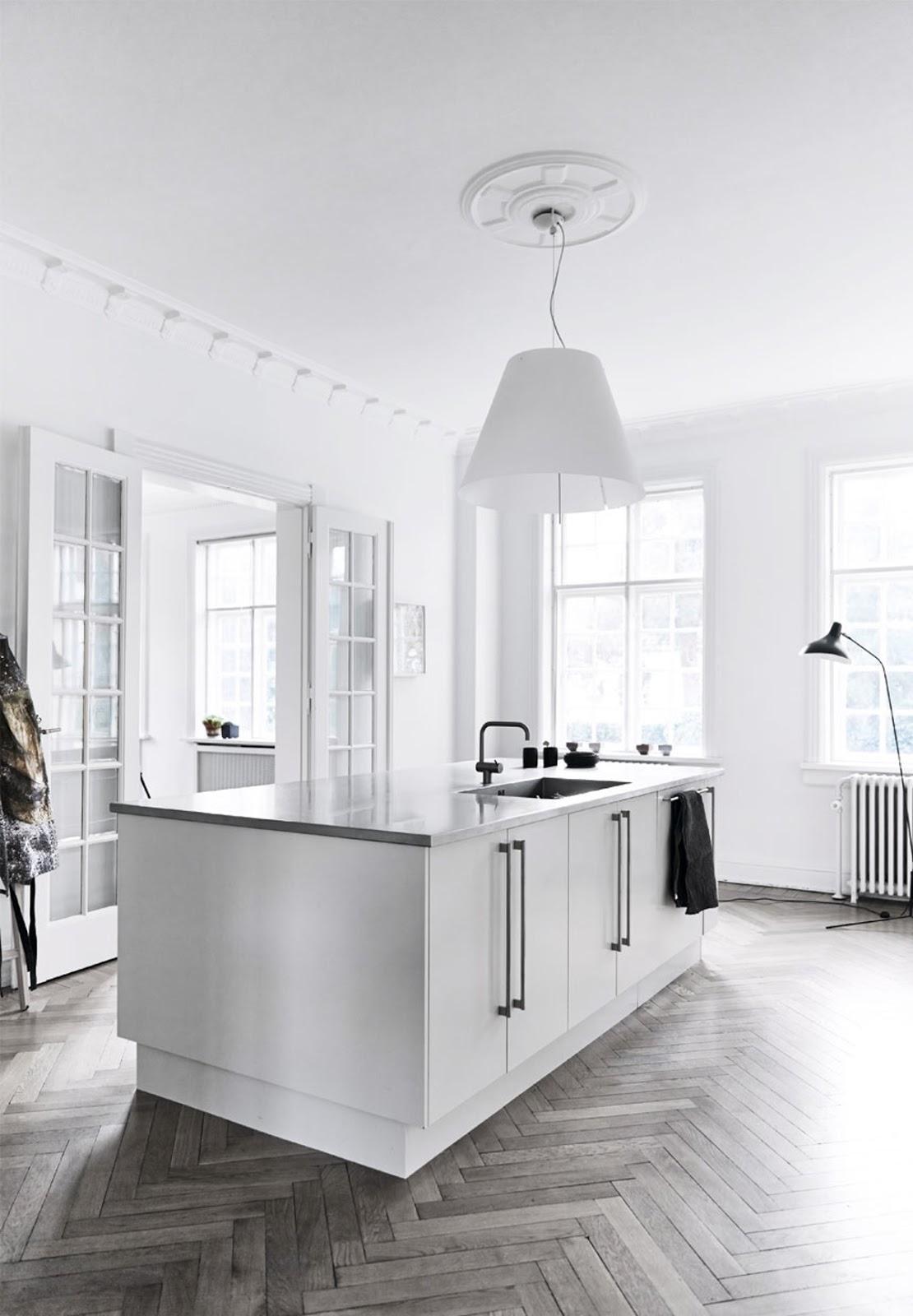 decordemon: Hanne Berzants stylish villa in Denmark