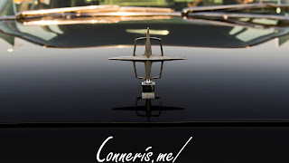 Lincoln Continental Hood Ornament