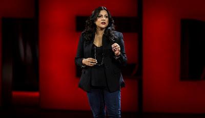 fortune, world's greatest female leaders, women leaders, women of the world, feminism, feminist women, women 2016, Reshma Soujani, Girls Who Code