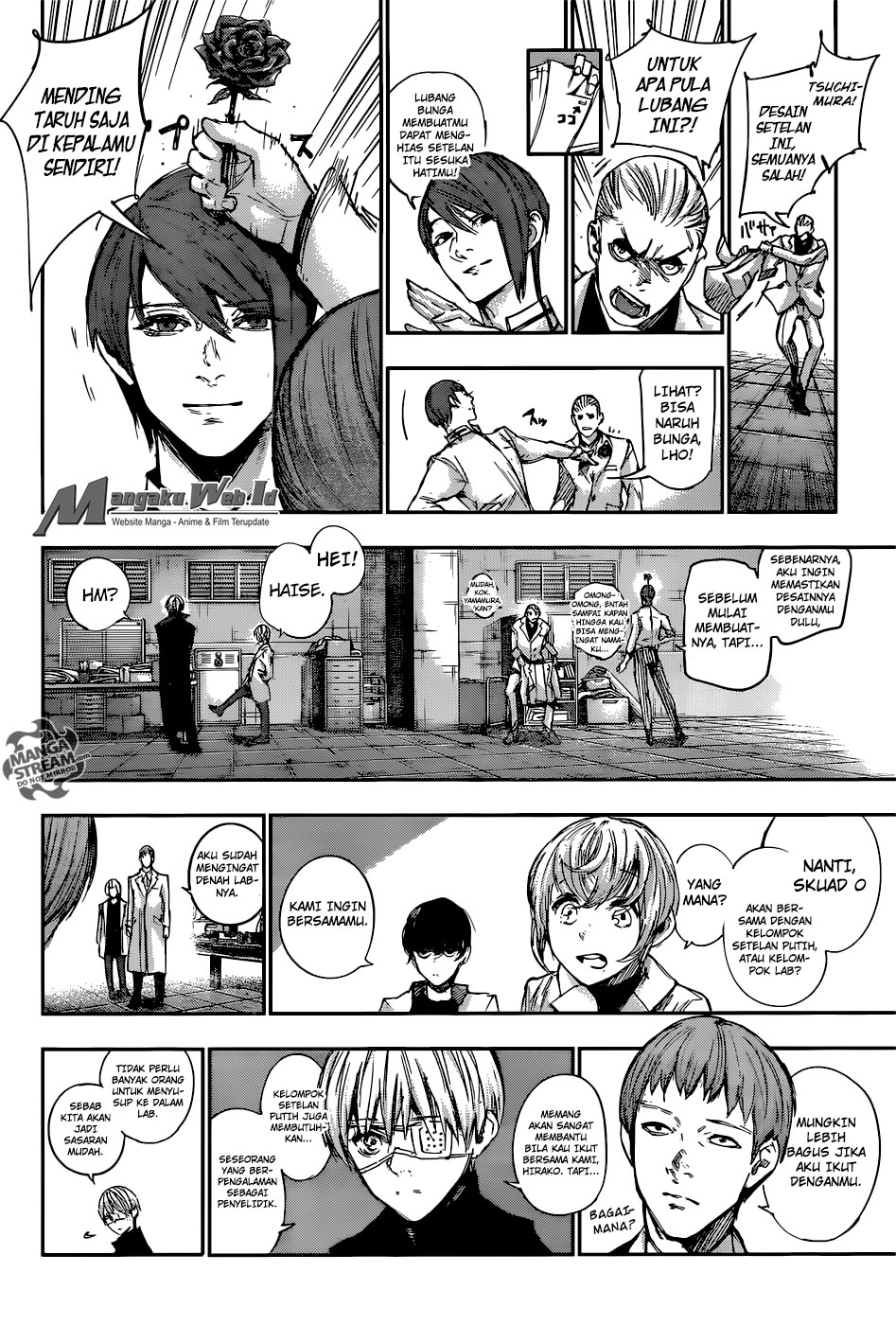 Tokyo Ghoul: Re Chapter 104-13
