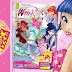 New ‪‎Winx Club‬ magazine issue in Germany!