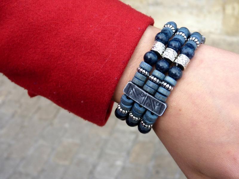 Look à Niort en collaboration avec Coton du Monde