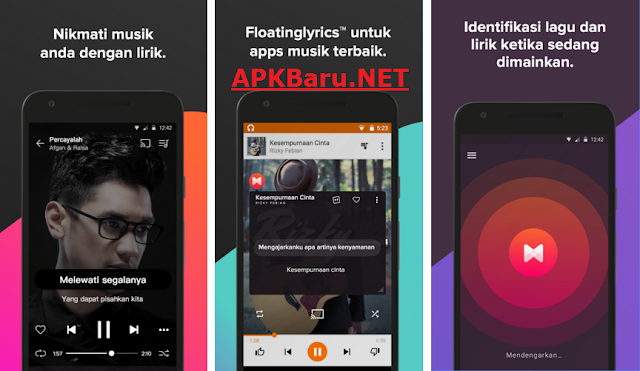 Musixmatch - Lyrics & Music v6.2.0 Apk Terbaru