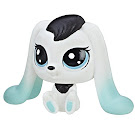 Littlest Pet Shop Series 1 Special Collection Aqua Bunnyton (#1-7) Pet