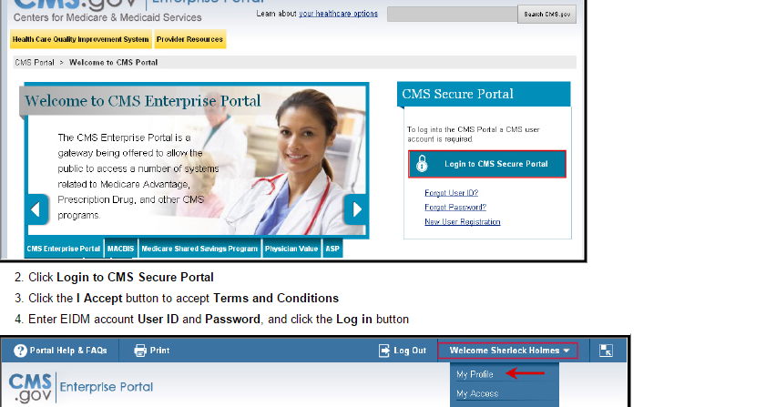 How to change password in Medicare CMS SPOT | Medicare Fee  of Cpt code 99213 payment
