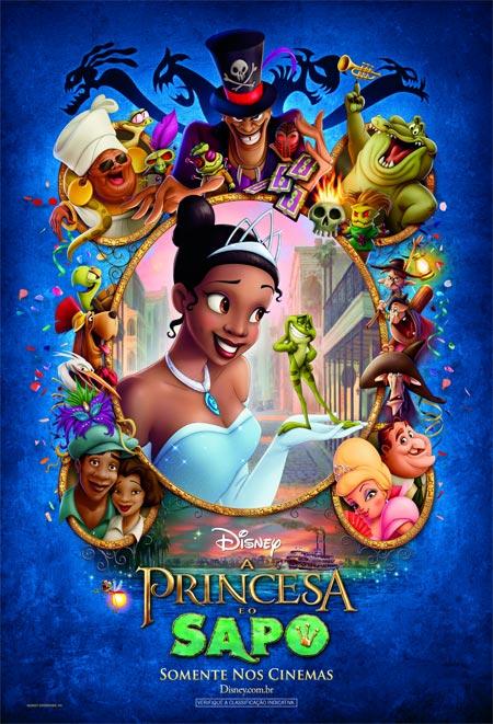 Baixar A Princesa e o Sapo Dublado