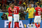 Piala Dunia 2018: Highlight Lengkap Brasil Vs Swiss