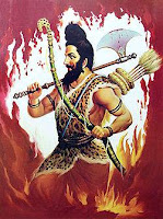 parashuram pupil of lord shiva