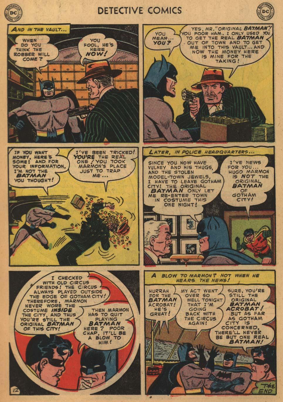 Detective Comics (1937) 195 Page 13