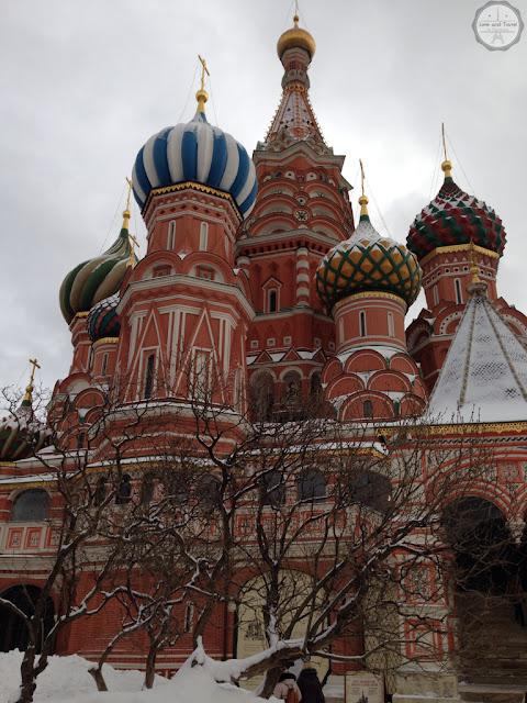 Catedral de sao basilio Moscou