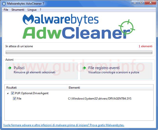 AdwCleaner 7