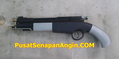 Senapan angin Gejluk Dual Power PCP Model Mini