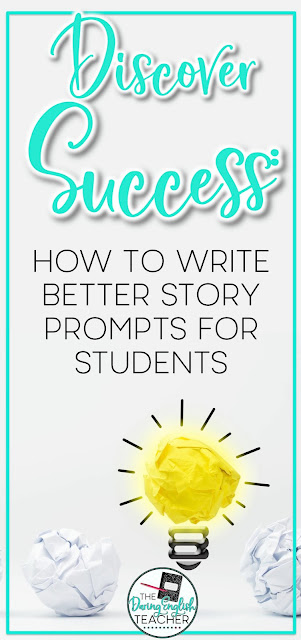 Discover Success: How to Write Better Story Prompts for Students