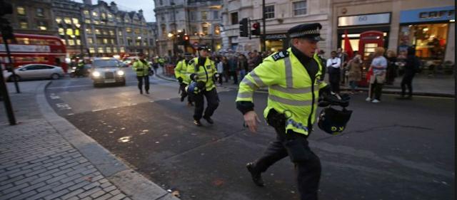 Συνελήφθη 21χρονος άνδρας για την βομβιστική επίθεση στο Μετρό του Λονδίνου