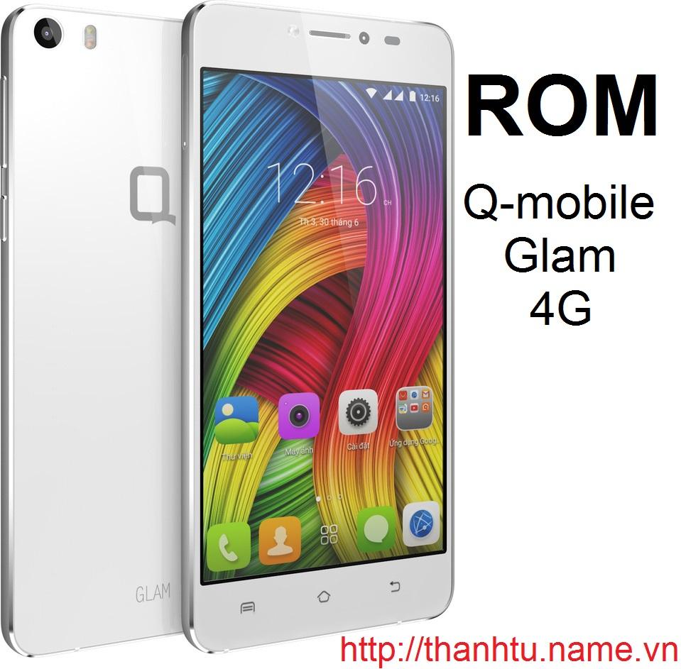Rom Q-mobile GLAM 4G – Fix IMEI