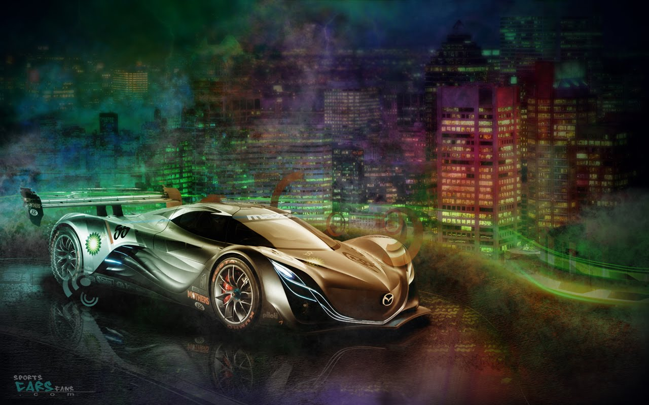 Mazda Awesome Cars Wallpaper Cool Car Wallpapers For Desktop