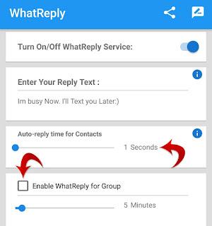 whatsapp auto reply