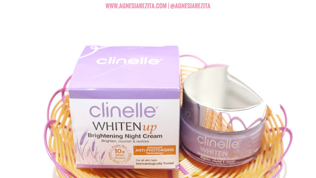 Clinelle WhitenUp Brightening Night Cream