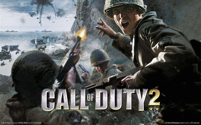 تحميل لعبة كول اوف ديوتي call of duty 2 للكمبيوتر برابط مباشر ميديا فاير