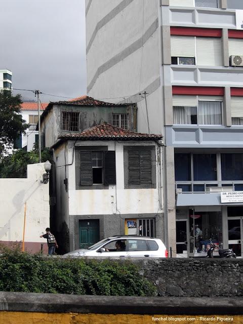 BECO DA PRINCESA - RUA 31 DE JANEIRO - FUNCHAL