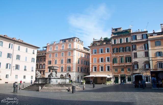 Citytrip voyage Rome capitale Italie trastevere